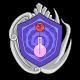 徽章+外框-魔法0